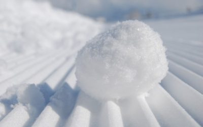 Throw That Snowball! On Gratitude and Depression.